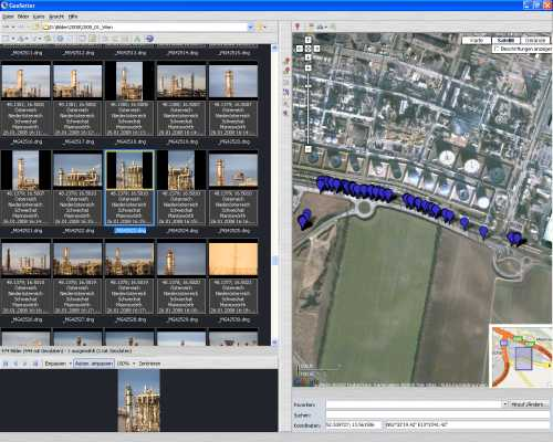 Bernd Margotte Photography: Technical Articles / Geotagging